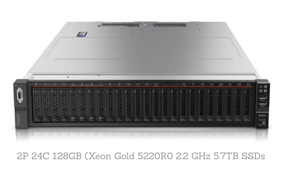 rackmount server for desktop mounting