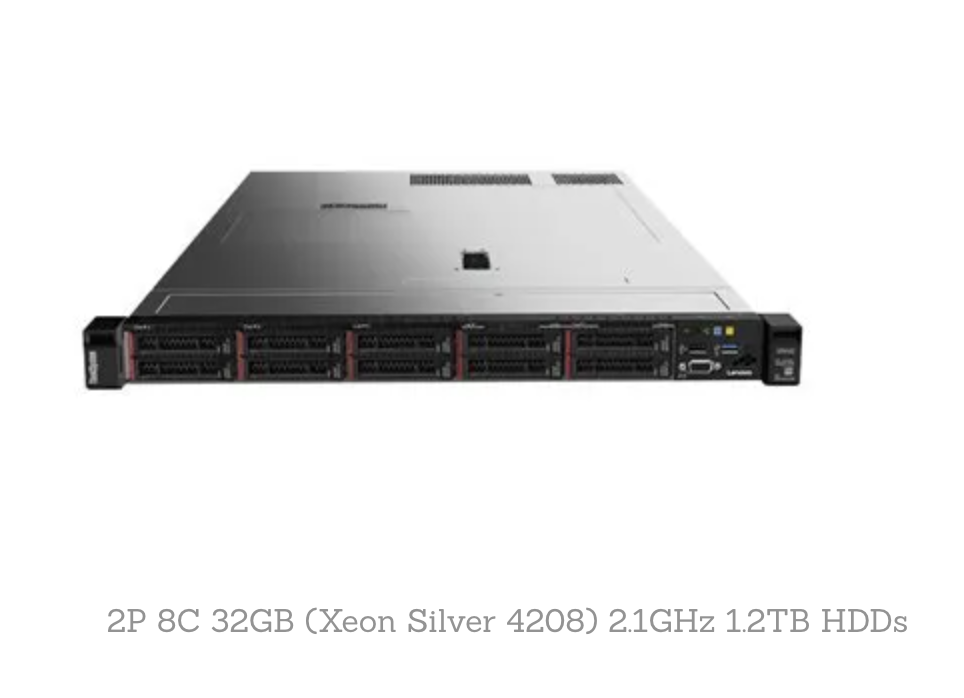 data center service products