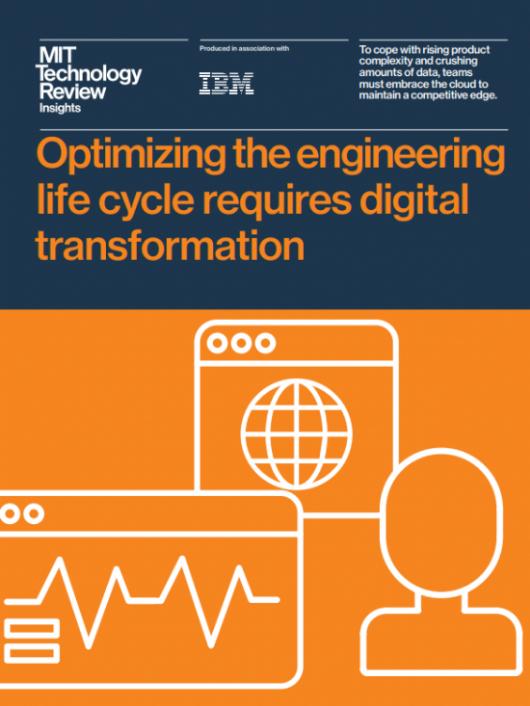 IBM engineering life cycle management