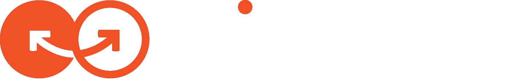 Pierson logo reversed