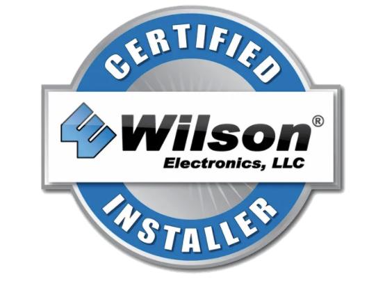 certified Wilson Electronics installer