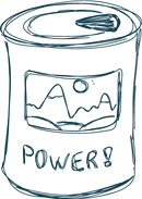 Power! graphic