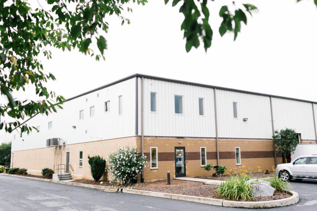 Pierson IT office building