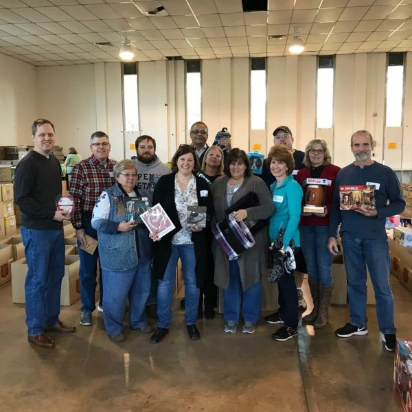 Pierson employees giving back